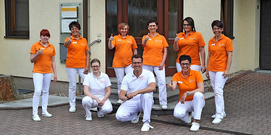 Zahnarztpraxis Steinberg in Crottendorf